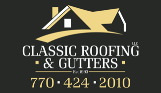 Classic Roofing and Gutters Logo